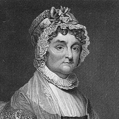 account of the life of abigail adams Historian and author joseph ellis' first family draws from decades of  correspondence between john adams and his wife, abigail, to reveal the.